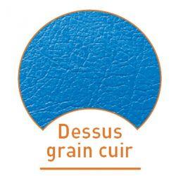 SOCLE CAOUTCHOUC 1.150 KG NOIR - LA PAIRE