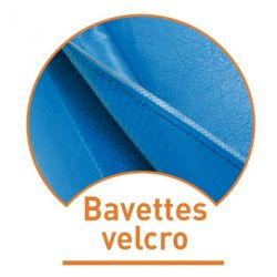 MATELAS DE RECEPTION POUR SURFACE ARTIFICIELLE D'ESCALADE (SAE) VELCRO