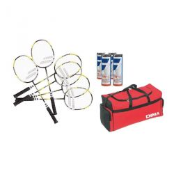 RAQUETTE BADMINTON BABOLAT BASE EXPLORER COLLEGE