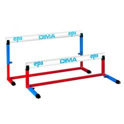 CHARIOT DE TRANSPORT COMPACT POUR 8 STARTING BLOCKS