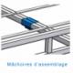 CAILLEBOTIS GALVANISE POUR SAUTOIR PERCHE BASIC<br />4.25X5.00X0.10M