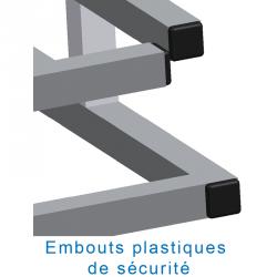 CAILLEBOTIS GALVANISE  POUR SAUTOIR HAUTEUR CHALLENGER  6.00 X 3.25/3.00 X 0.10M
