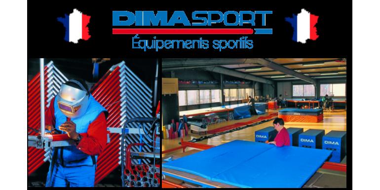 Dimasport, Fabricant Français