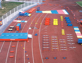 Stade en kit