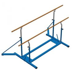 FREE STANDING MIXED BARS WITH ROLLERS