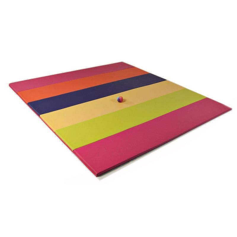 FOLDABLE EXERCISE AREA <br />MULTI-COLOURED<br />