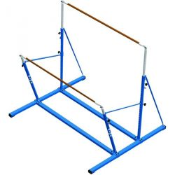 FREE-STANDING UNEVEN BARS