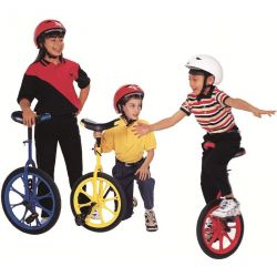 UNICYCLE - WHEEL DIAM. 45CM (6-10 YEARS)