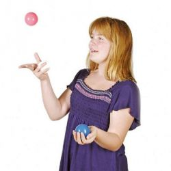 JUGGLING BALLS/STAGE BALLS - SET OF 7