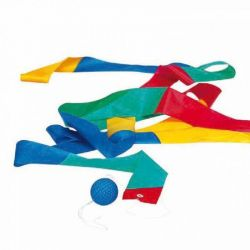RIBBON WITH BALL FOR THROWING SET OF 24