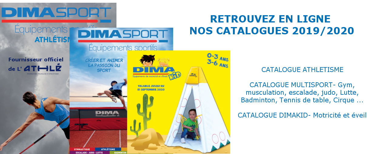 Catalogue Dimasport