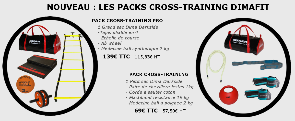 PACK CROSS-TRAINING