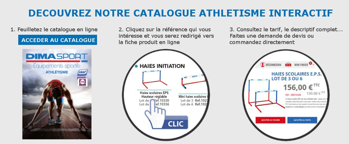 Catalogue Athlétisme